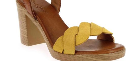 Variétés de chaussures femmes