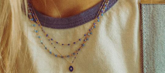Perles de résine Gigi Clozeau
